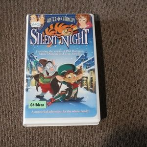 Buster & Chauncey's Silent Night VHS